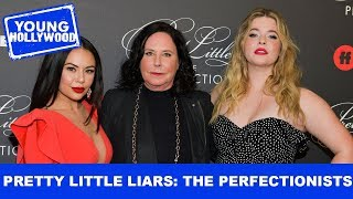 Pretty Little Liars: The Perfectionists Stars Answer Fan Questions!