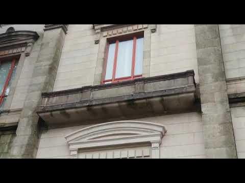 Minuto de silencio en San Caetano por el crimen de As Gándaras