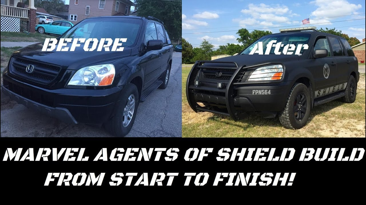 Honda Pilot Build >> Replica Build From Start To Finish