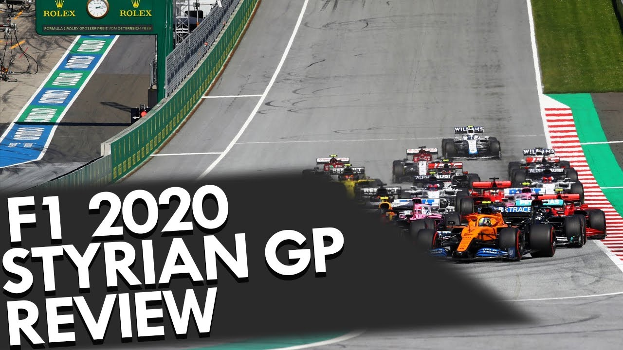 Download F1 2020 Styrian GP Review