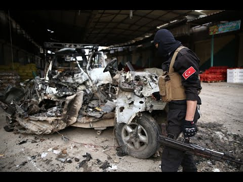 قتلى بانفجار سيارة في عفرين  - نشر قبل 2 ساعة