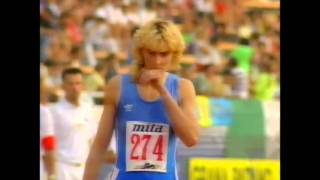 2991 European Track & Field 1990 Split 200m Women