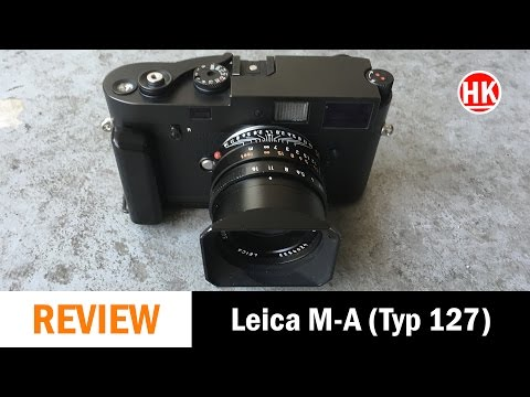 Full Review: Leica M-A (Typ 127) in Hong Kong