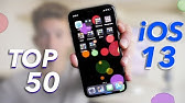TOP 50 iOS 13 Features/Changes!
