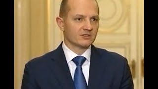 Скандал в ЗакСе Санкт-Петербурга 14.02.2014.