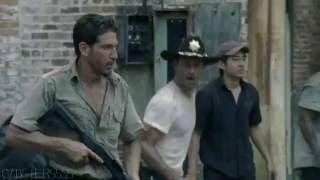 The Walking Dead Season 2 DELETED SCENE 'What Lies Ahead' 1 8   YouTube