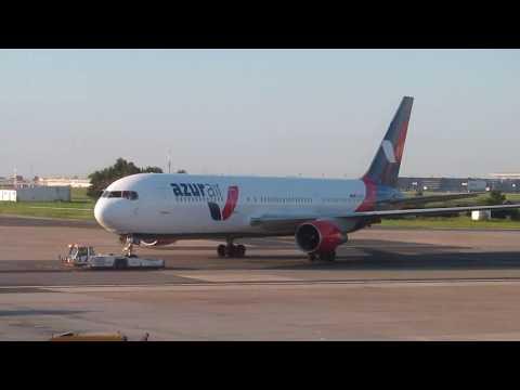 FLIGHT REPORT | Azur Air Germany (Economy) | B767-300ER | Berlin Schönefeld - Hurghada