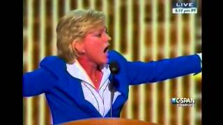 Gov. Jennifer Granholm EPIC RANT at 2012 DNC