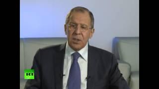 Сергей Лавров: В Донбассе не забыли звучавшие из Киева угрозы