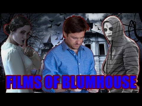 Top 5 Saturdays Live - Blumhouse Production Films