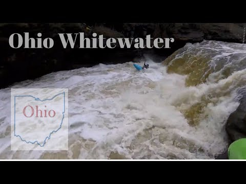 Quick Clips Cuyahoga River, Ohio