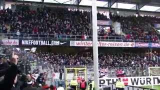 Video Gol Pertandingan Eintracht Frankfurt vs SC Freiburg