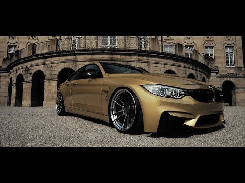 BMW M4 on ZP.FORGED 2 | Super Deep Concave