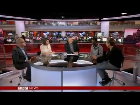 Nabila Ramdani - BBC News / World TV - Dateline London - 20 April 2013