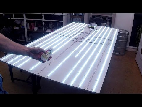 Mi Light Rf LED Array Part 2