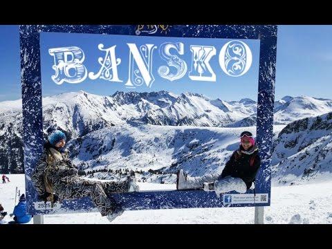Bansko Ski Travel Video. Mountains. Travel Tips & Guide