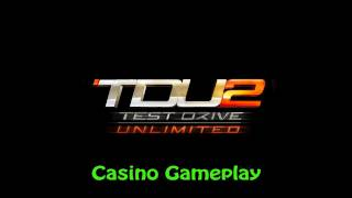 Test Drive Unlimited 2 PS3 - Casino Gameplay