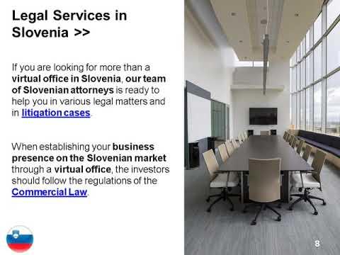 Virtual Office in Slovenia