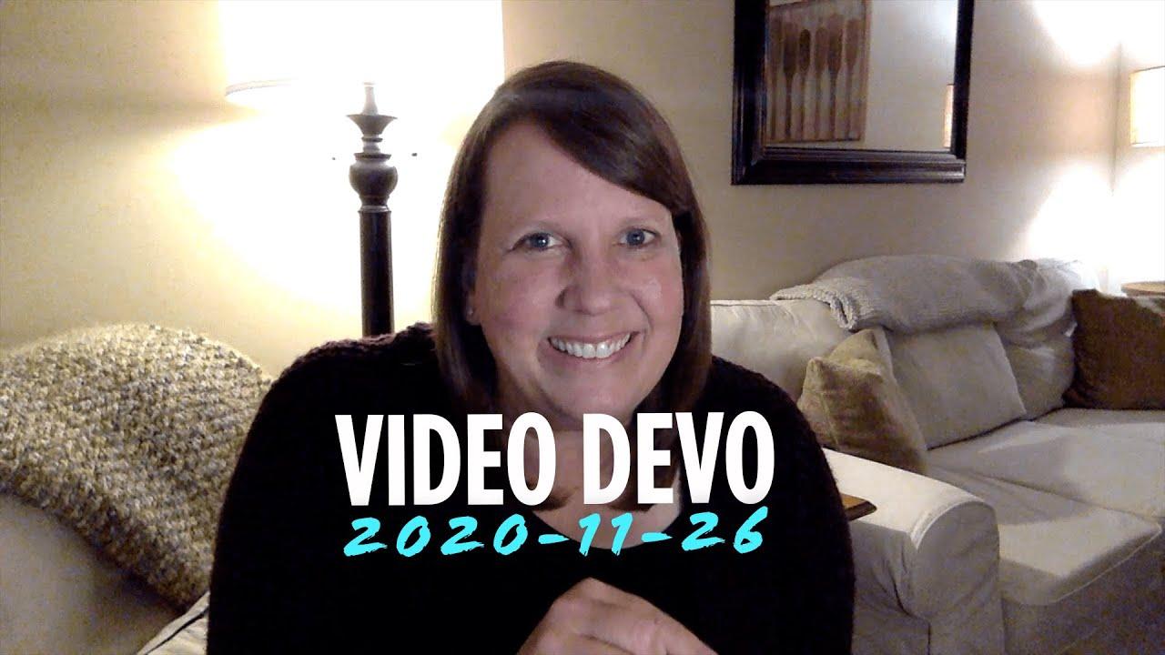 VIDEODEVO 2020 11 26