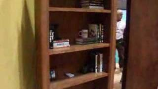 Hidden Bookshelf Door - Reversica.com