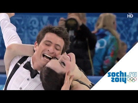 2014 Olympics Ice Dance SD Group 4 Full Version