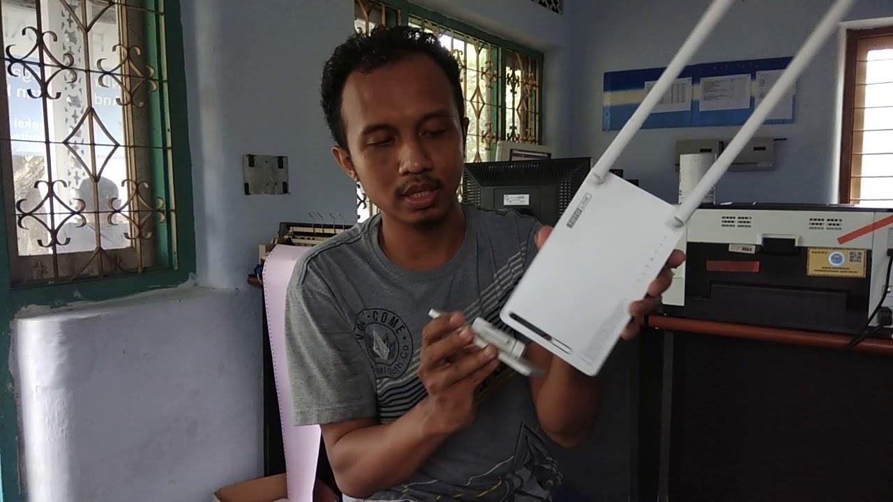 Totolink N300RH 300MB - Education Video