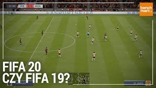 FIFA 20 - czy warto się przesiąść z FIFA19?