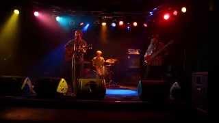 "Damon Dotson - ""Folsom Prison Blues"" (Johnny Cash cover) - Live at The HuB in Cedar Falls, Iowa"