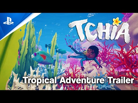 Tchia - PlayStation Showcase 2021 Trailer | PS5, PS4