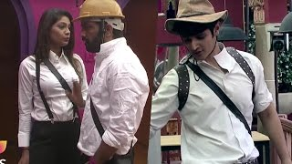 Bigg Boss 10 | Day 37 |  Lopamudra tricks Rohan Mehra | 23 Nov 2016