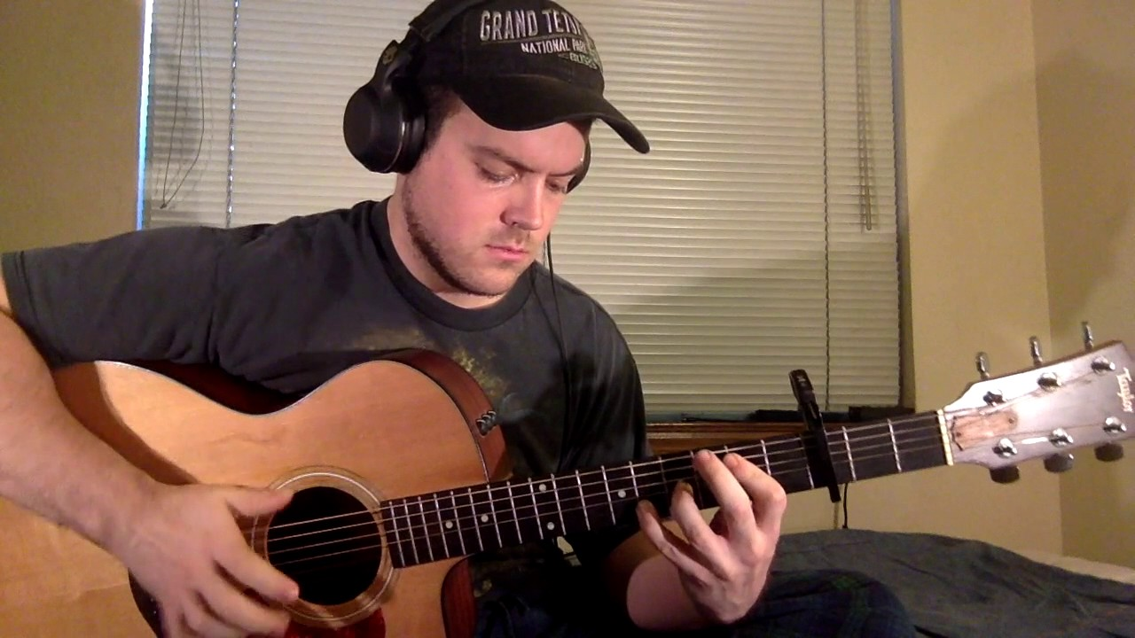 Tainted Love Soft Cell Fingerstyle Cover Daniel James Guitar