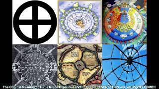 Turtle Island & Torus Field Symbolism Decoded w/ Advanced Syncretism, Sacred Geometry & Etymology