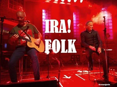 Ira! Folk ao vivo no Bourbon Street Music Club
