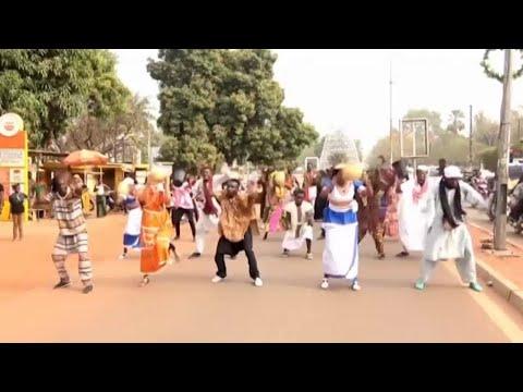 Burkina faso, FIN DU FESTIVAL IN-OUT
