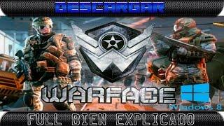 Como Descargar e Instalar WarFace 2015 Español