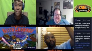 GameEnthus Podcast ep355 with Junae/@JunaeBenne