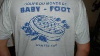 Hand Me Down Man - Music Video Foosball Shirts part1