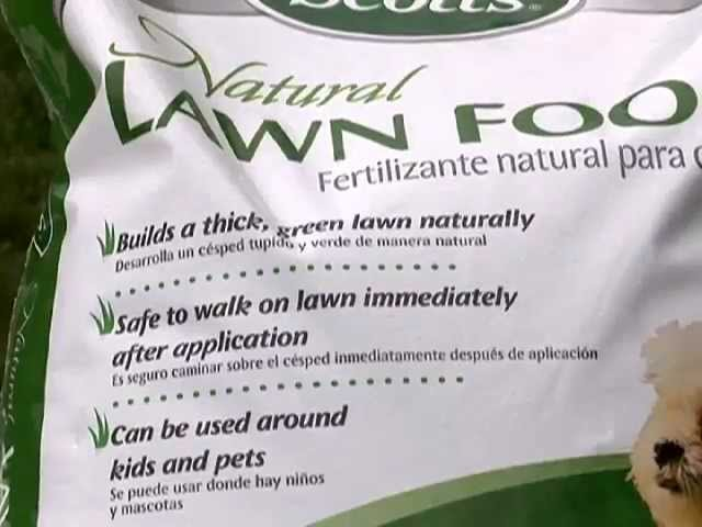 Slow and Quick Release Fertilizers: Timing is Important