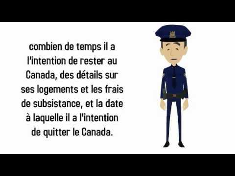 Comment inviter quelqu'un à visiter le Canada?