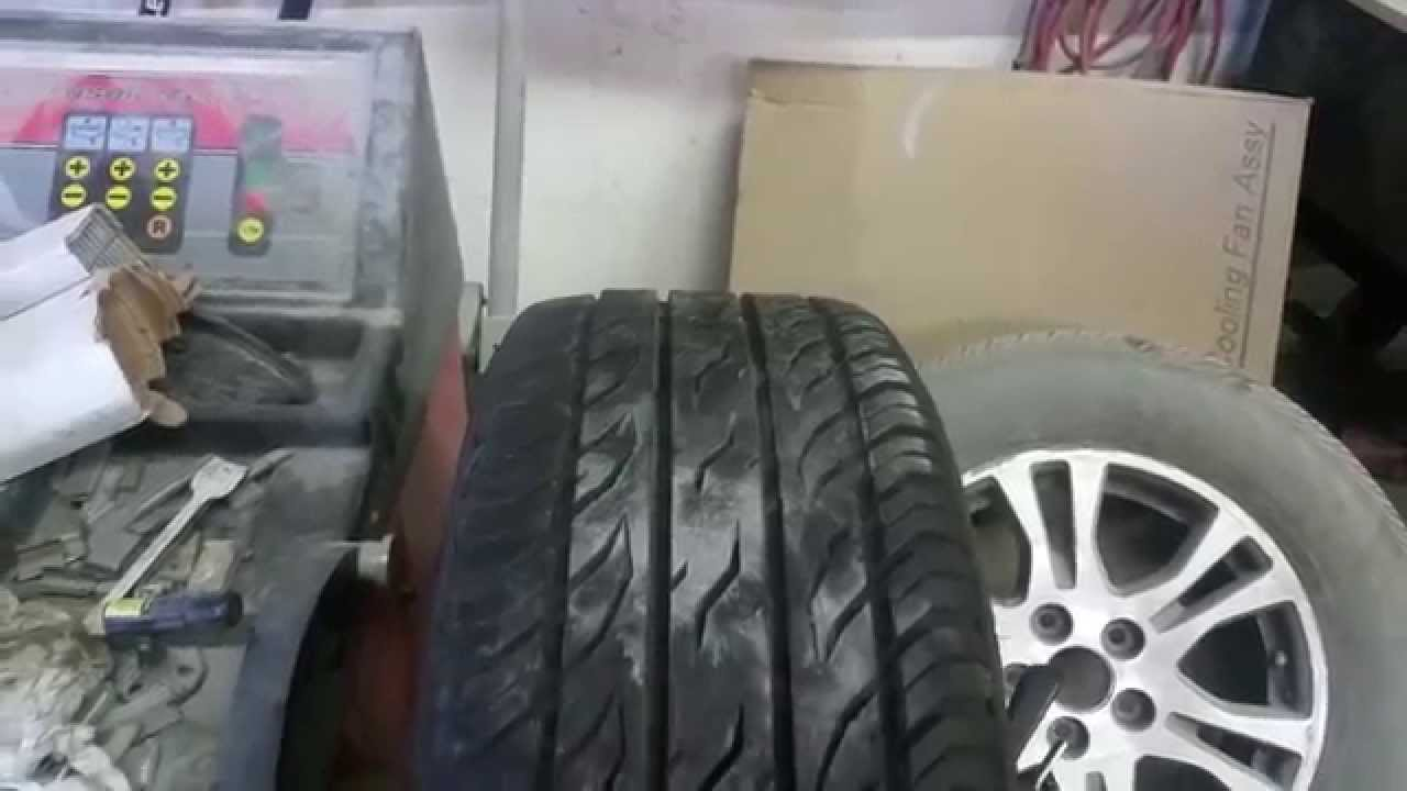 Watch What Happens If You Don T Balance And Rotate Your Tires