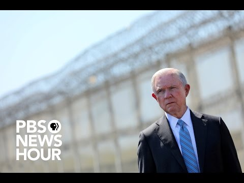 WATCH: Jeff Sessions may announce guidelines for stricter sentencing