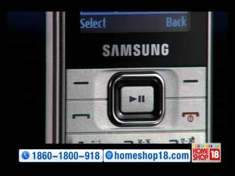 Homeshop18.com - Hero E3210 - 3G Multimedia Bar Phone by Samsung