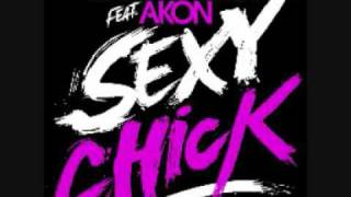 sexy chick - akon ft david guetta (my remix)