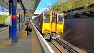 Northern city line - London