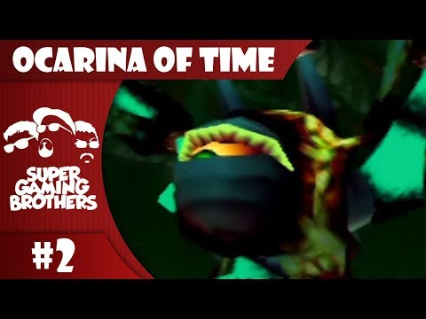 SGB Play: Ocarina of Time - Part 2 | Wow! What a Tree!