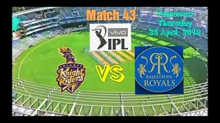 IPL 2019 points table [After 42th matches] | Most runs | Most wickets | Match schedule & Highlights