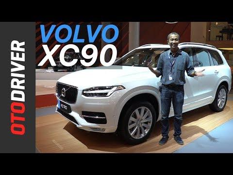 Volvo XC90 2017 Indonesia | First Impression | OtoDriver