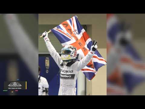 British Press Crown Hamilton 'king' of Formula One