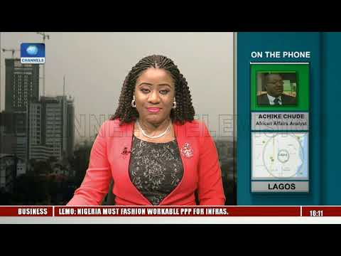 DRC Election: Opposition Cry Foul Over Voting Machine Pt.2  Network Africa 