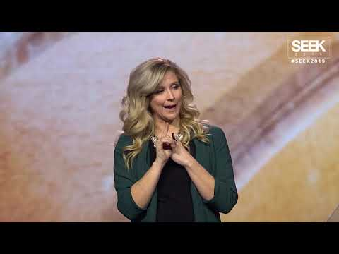"""Sarah Swafford: """"Encounter Who Jesus Calls You To Be"""" 